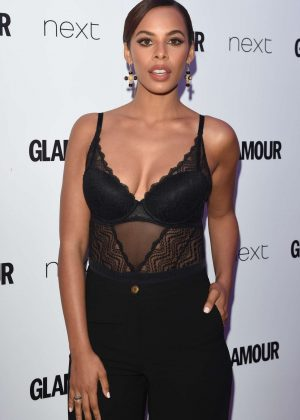 Rochelle Humes - 2017 Glamour Women Of The Year Awards in London