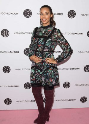 Rochelle Humes - Beautycon Festival 2016 in London