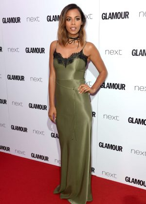 Rochelle Humes - Glamour Women of the Year Awards 2016 in London