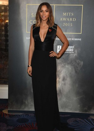 Rochelle Humes - Music Industry Trust Awards 2015 in London