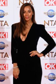 Rochelle Humes - National Television Awards 2020 in London
