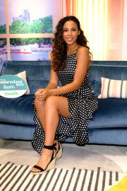 Rochelle Humes - On This Morning Live in Birmingham