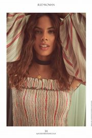 Rochelle Humes - Red Magazine (UK April 2020)