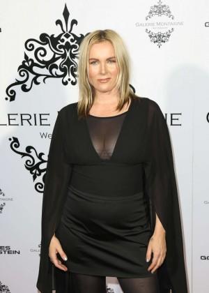 Rochelle Vincente Von K - Galerie Montaigne Opening in Los Angeles