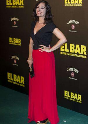 Rocio Munoz - 'El Bar' Premiere in Madrid