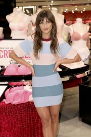 Rocky Barnes - Victoria's Secret The Incredible Collection Launch Tour in Beverly Hills
