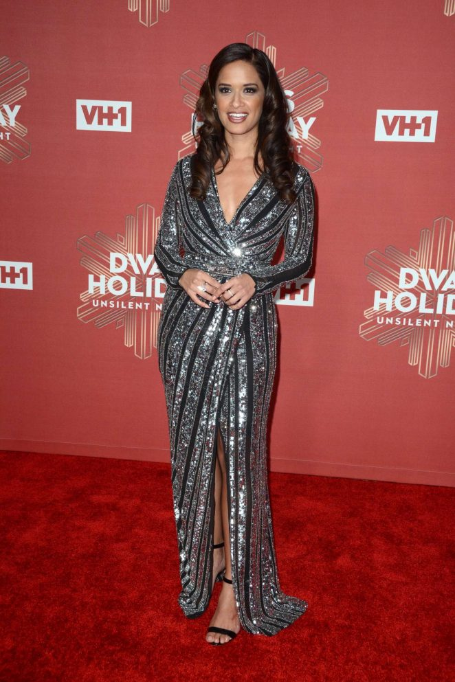 Rocsi Diaz – 2016 VH1's Divas Holiday: Unsilent Night in NY