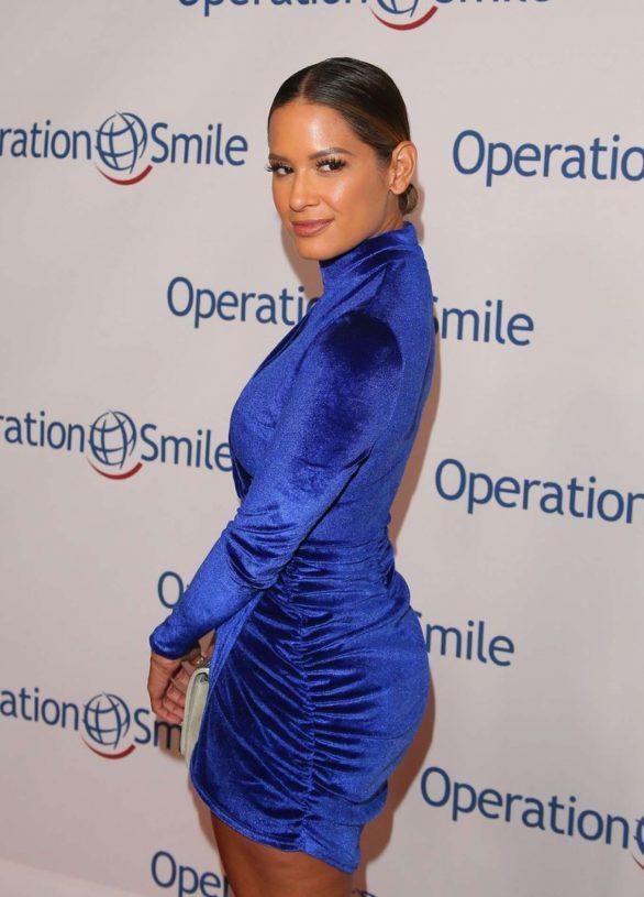 Rocsi Diaz - Operation Smiles Hollywood Fight Night i Beverly Hills