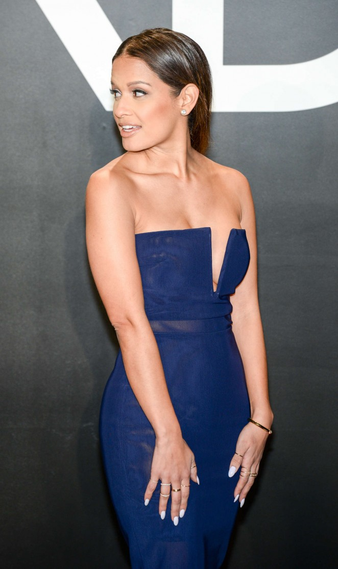 Rocsi Diaz - Tom Ford 2015 Womenswear Collection Presentation in LA