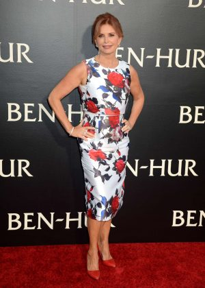 Roma Downey - 'Ben-Hur' Premiere in Los Angeles