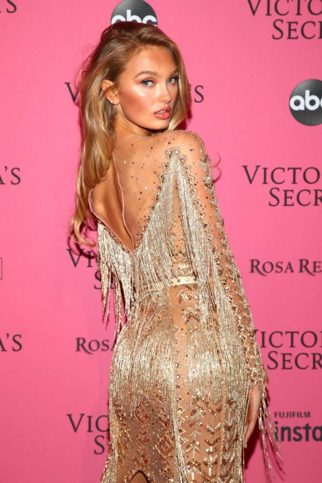 Romee Strijd - 2018 Victoria's Secret Fashion Show After Party in NY