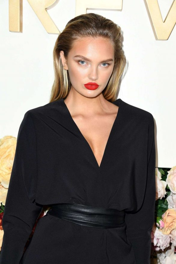 Romee Strijd - 2019 REVOLVE awards in West Hollywood