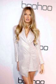 Romee Strijd - boohoo x All That Glitters Launch Party in Los Angeles