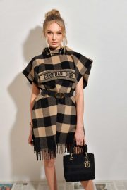 Romee Strijd - Dior Show at Paris Fashion Week 2020