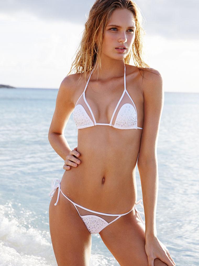 Body by victoria string bikini