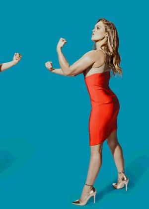 Ronda Rousey: Saturday Night Live Photoshoot 2016 -02