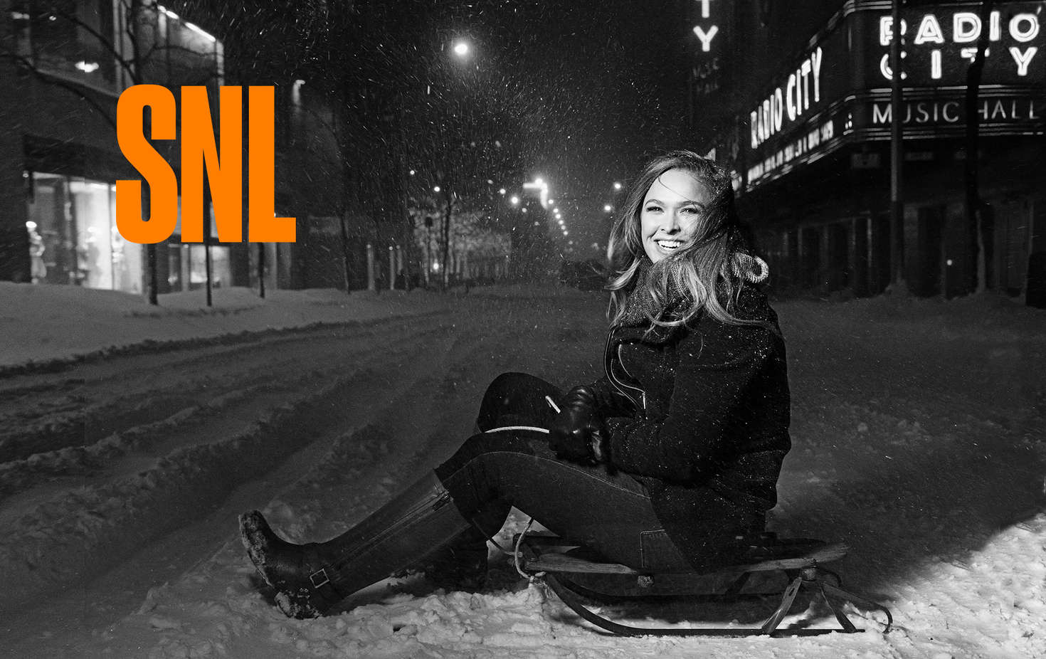 Ronda Rousey 2016 : Ronda Rousey: Saturday Night Live Photoshoot 2016 -03