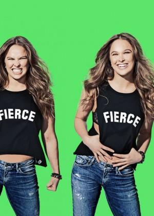 Ronda Rousey: Saturday Night Live Photoshoot 2016 -07
