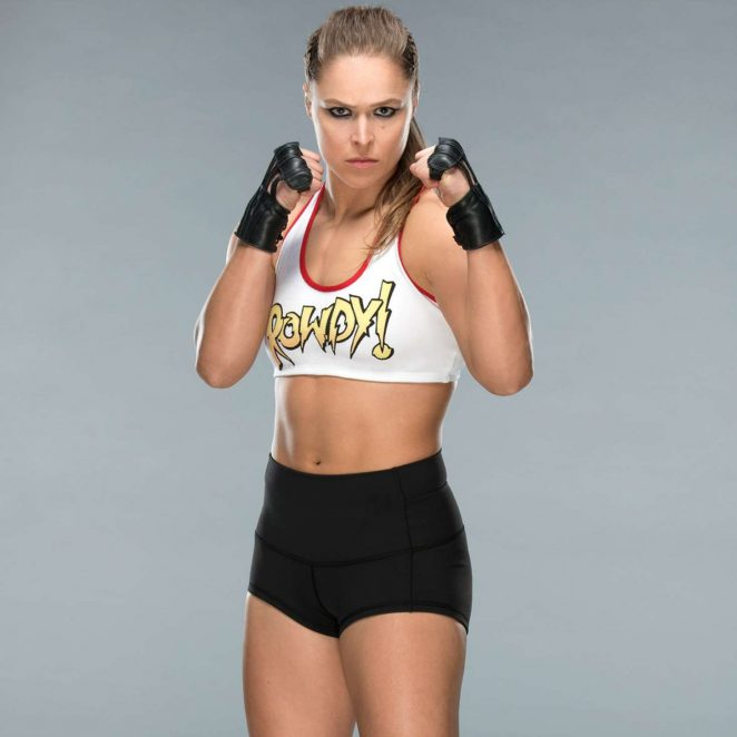 Ronda Rousey - WrestleMania Photoshoot