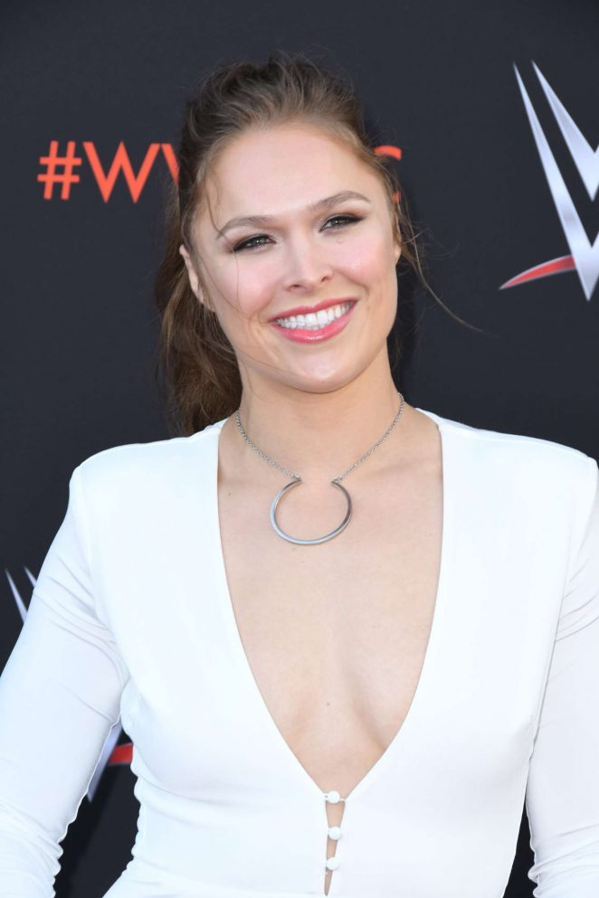 Ronda Rousey - WWE FYC Event in Los Angeles