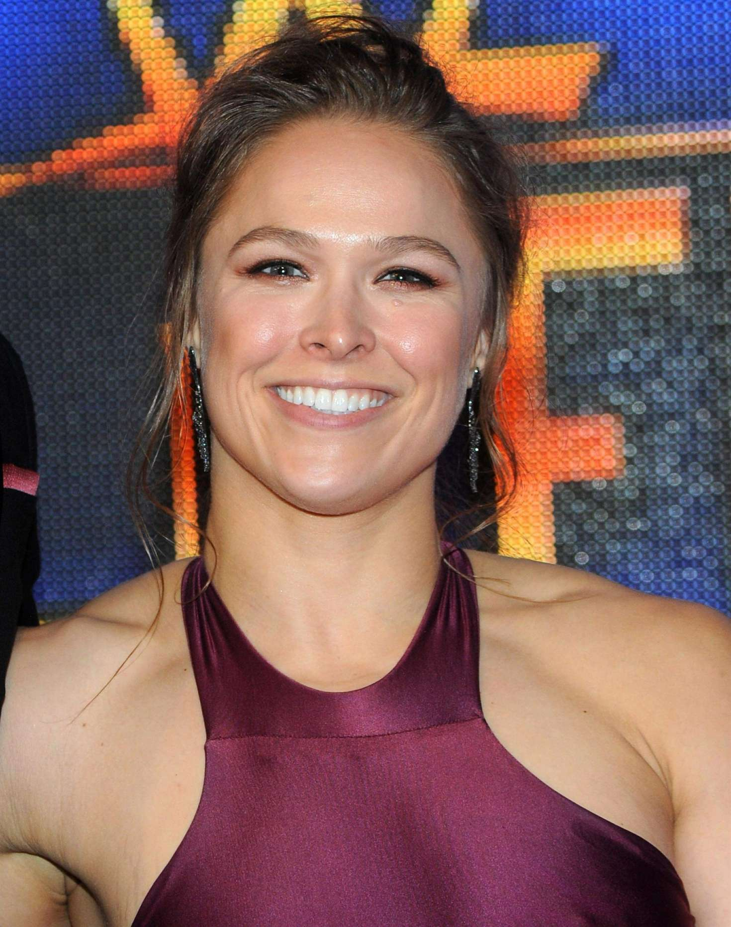 Ronda Rousey 2018 : Ronda Rousey: WWEs 2018 Hall Of Fame Induction Ceremony -14