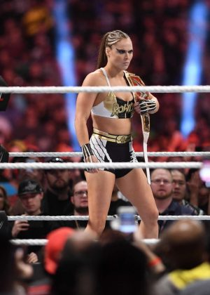Ronda Rousey - WWE's 2019 Royal Rumble in Phoenix