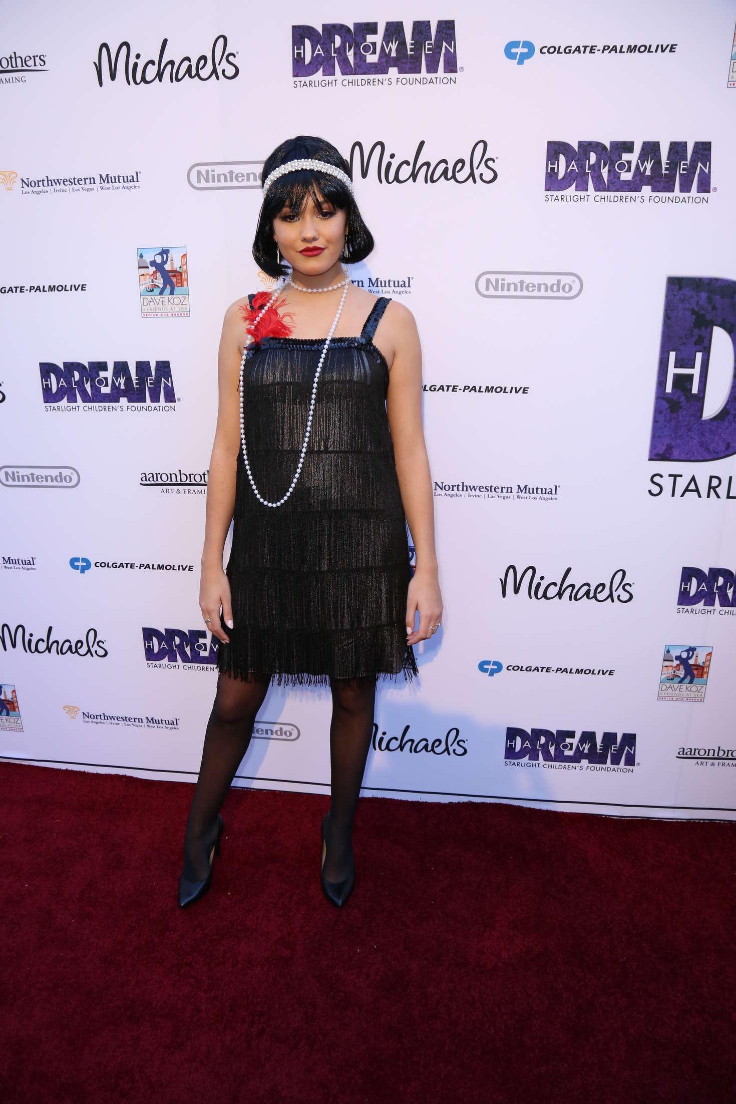 Ronni Hawk - Starlight's Dream Halloween Party in Los Angeles