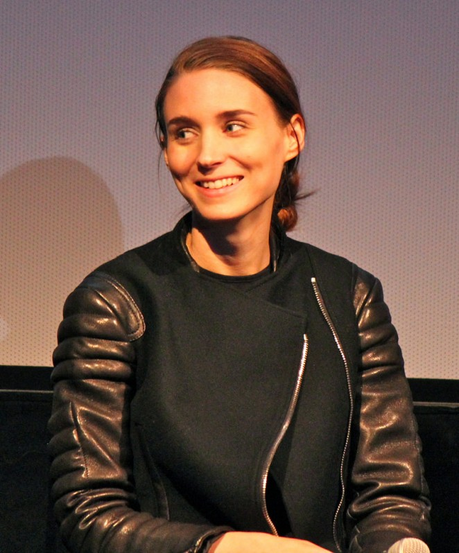 Rooney Mara - 2015 Telluride Film Festival at Elks Park in Telluride