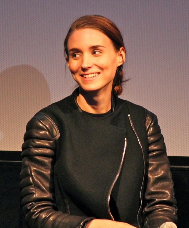 Rooney Mara - 2015 Telluride Film Festival at Elks Park in Telluride