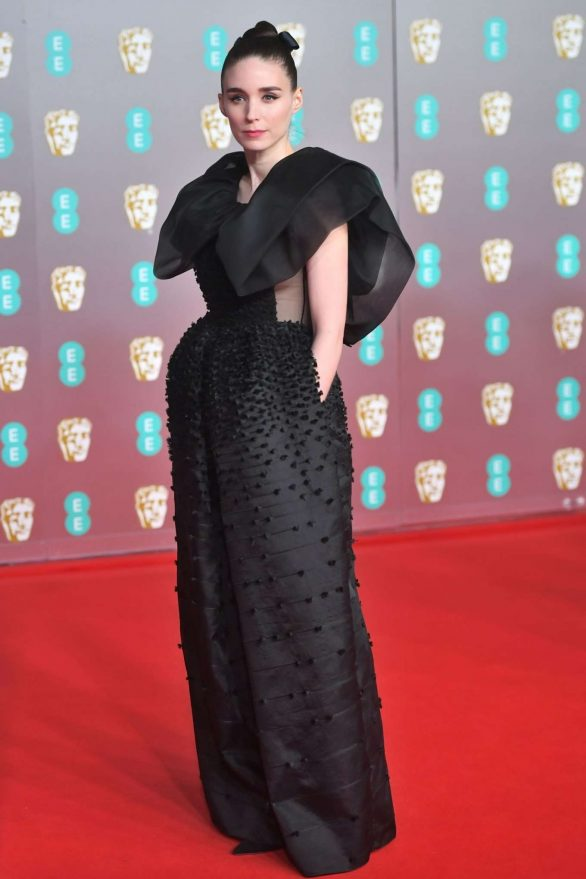 Rooney Mara - 2020 British Academy Film Awards in London