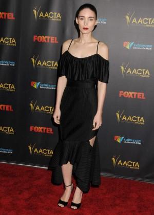 Rooney Mara: 2016 AACTA International Awards -05