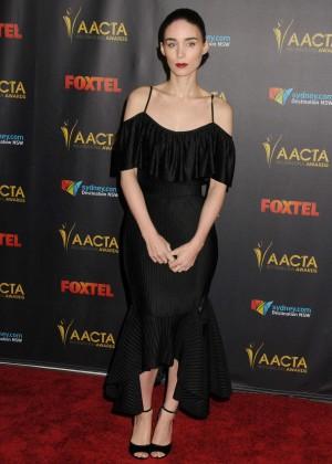 Rooney Mara: 2016 AACTA International Awards -08