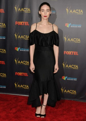 Rooney Mara: 2016 AACTA International Awards -09