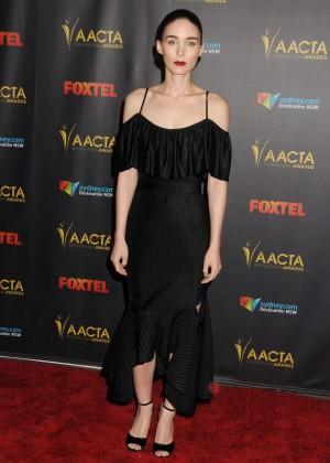 Rooney Mara: 2016 AACTA International Awards -12
