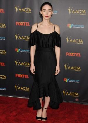 Rooney Mara: 2016 AACTA International Awards -15