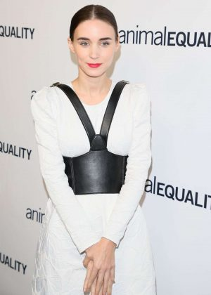 Rooney Mara - Animal Equality's Inspiring Global Action Los Angeles Gala in LA