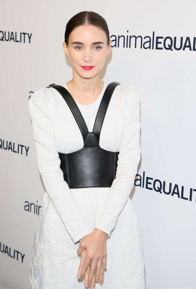 Rooney Mara – Animal Equality's Inspiring Global Action Los Angeles Gala in LA