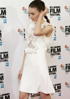 Rooney Mara - 'Carol' Photocall at BFI London Film Festival