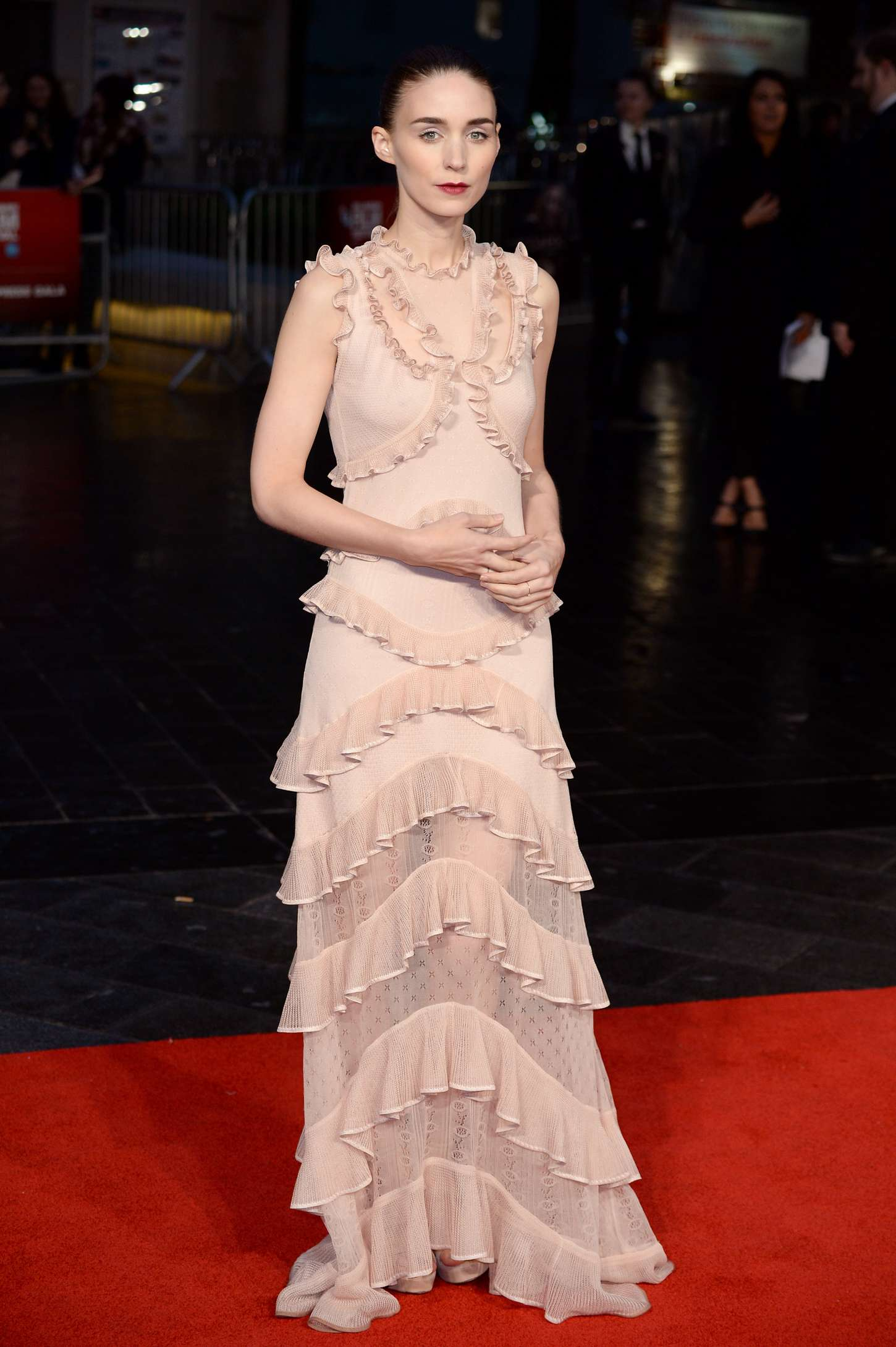Rooney Mara 2015 : Rooney Mara: Carol Screening -01