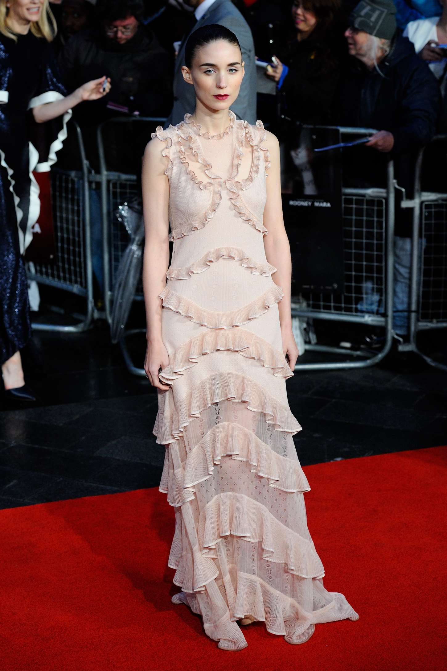 Rooney Mara 2015 : Rooney Mara: Carol Screening -02