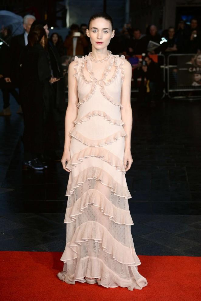 Rooney Mara: Carol Screening -03