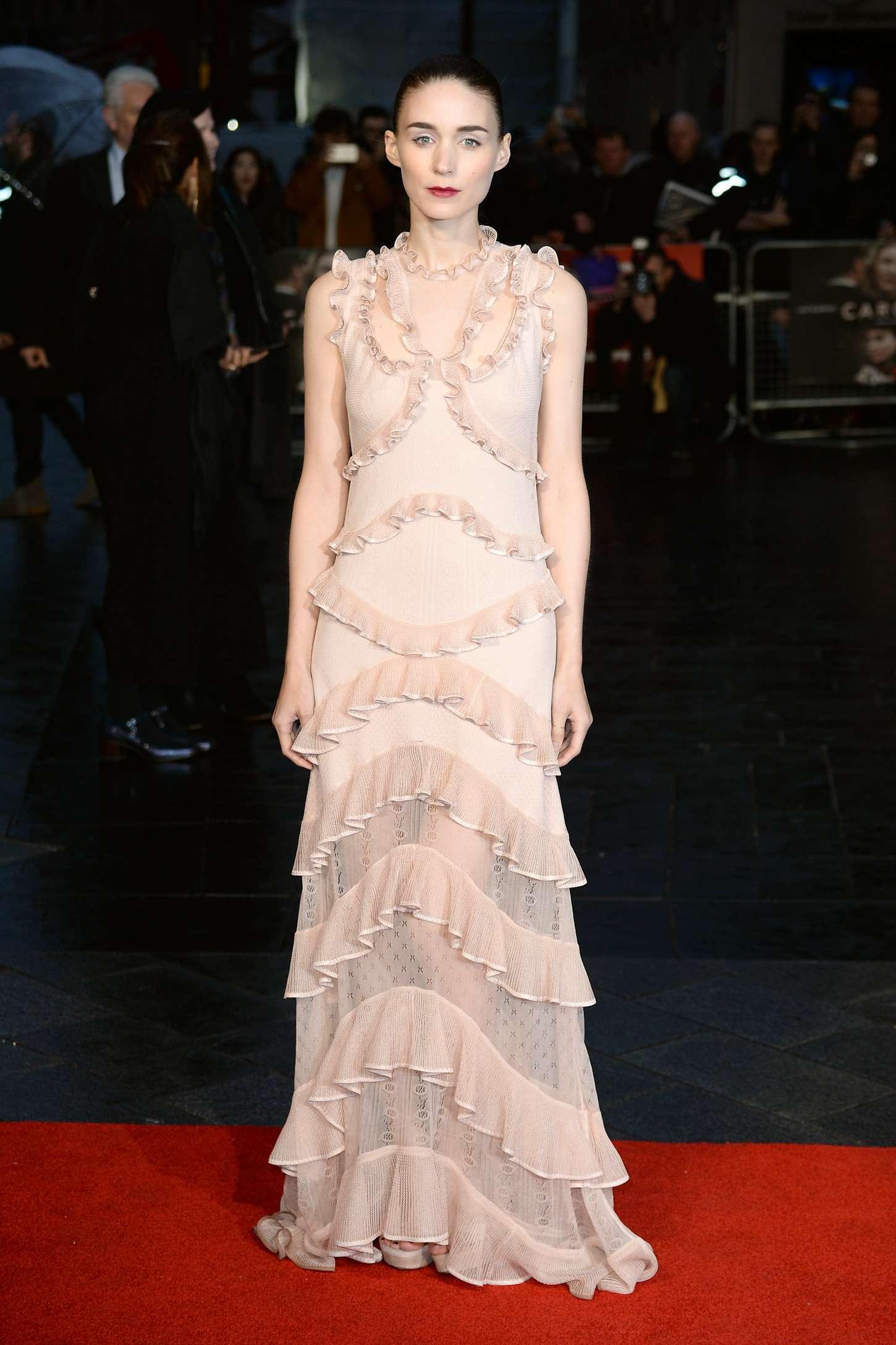 Rooney Mara 2015 : Rooney Mara: Carol Screening -03