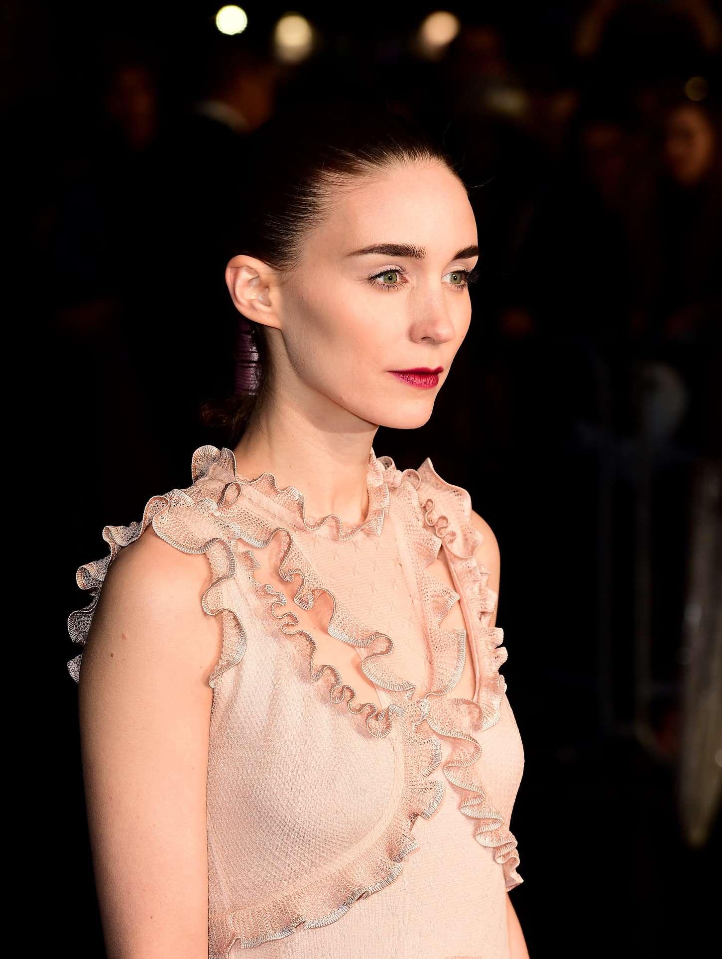 Rooney Mara 2015 : Rooney Mara: Carol Screening -05