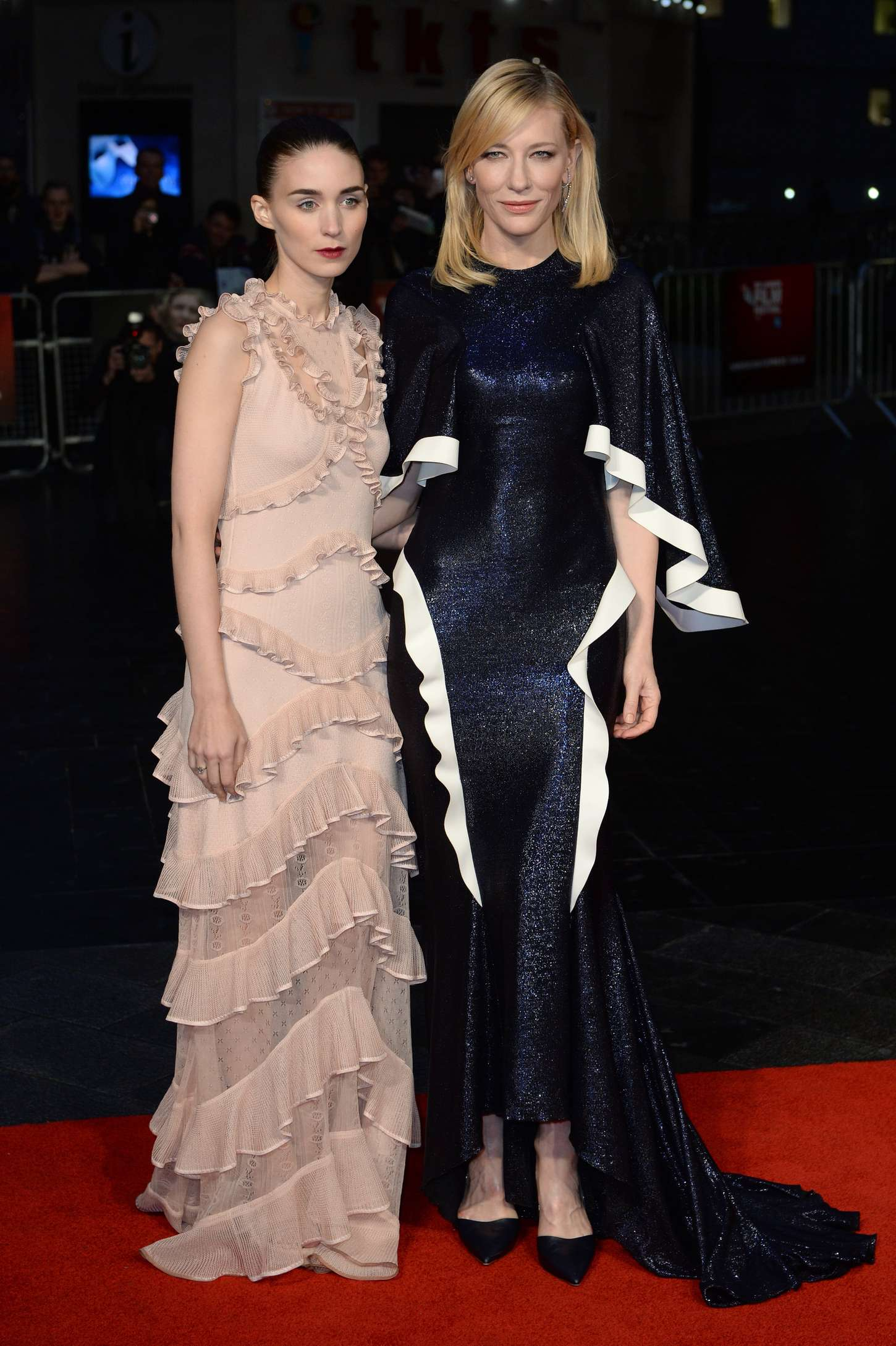 Rooney Mara 2015 : Rooney Mara: Carol Screening -06