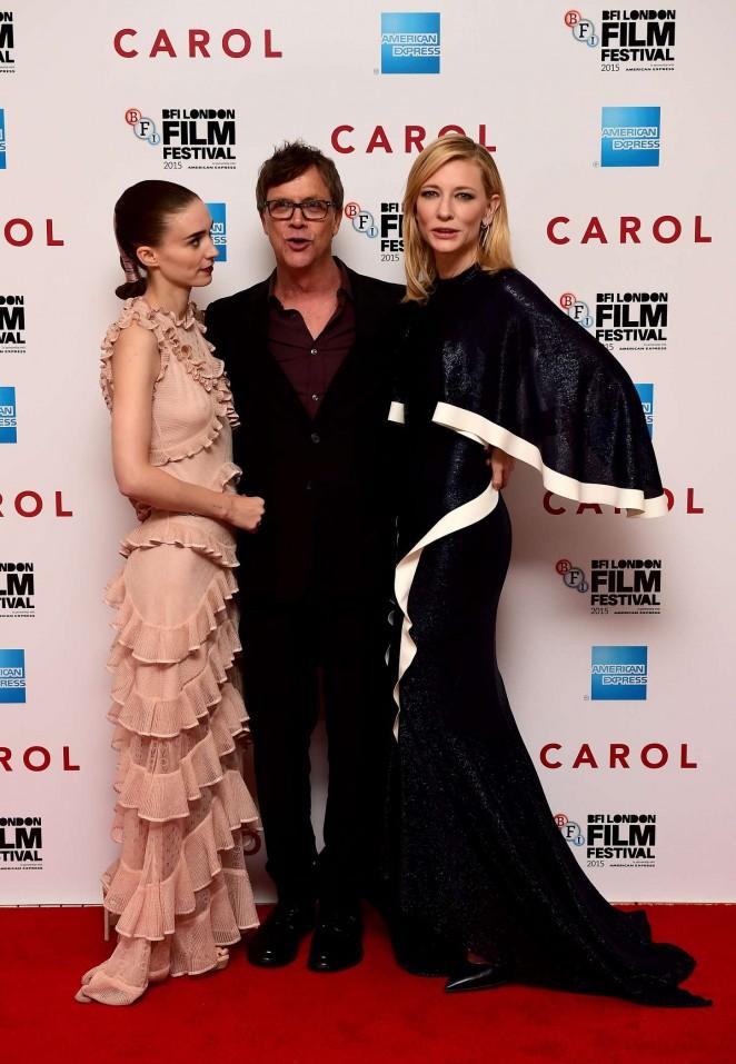 Rooney Mara: Carol Screening -07