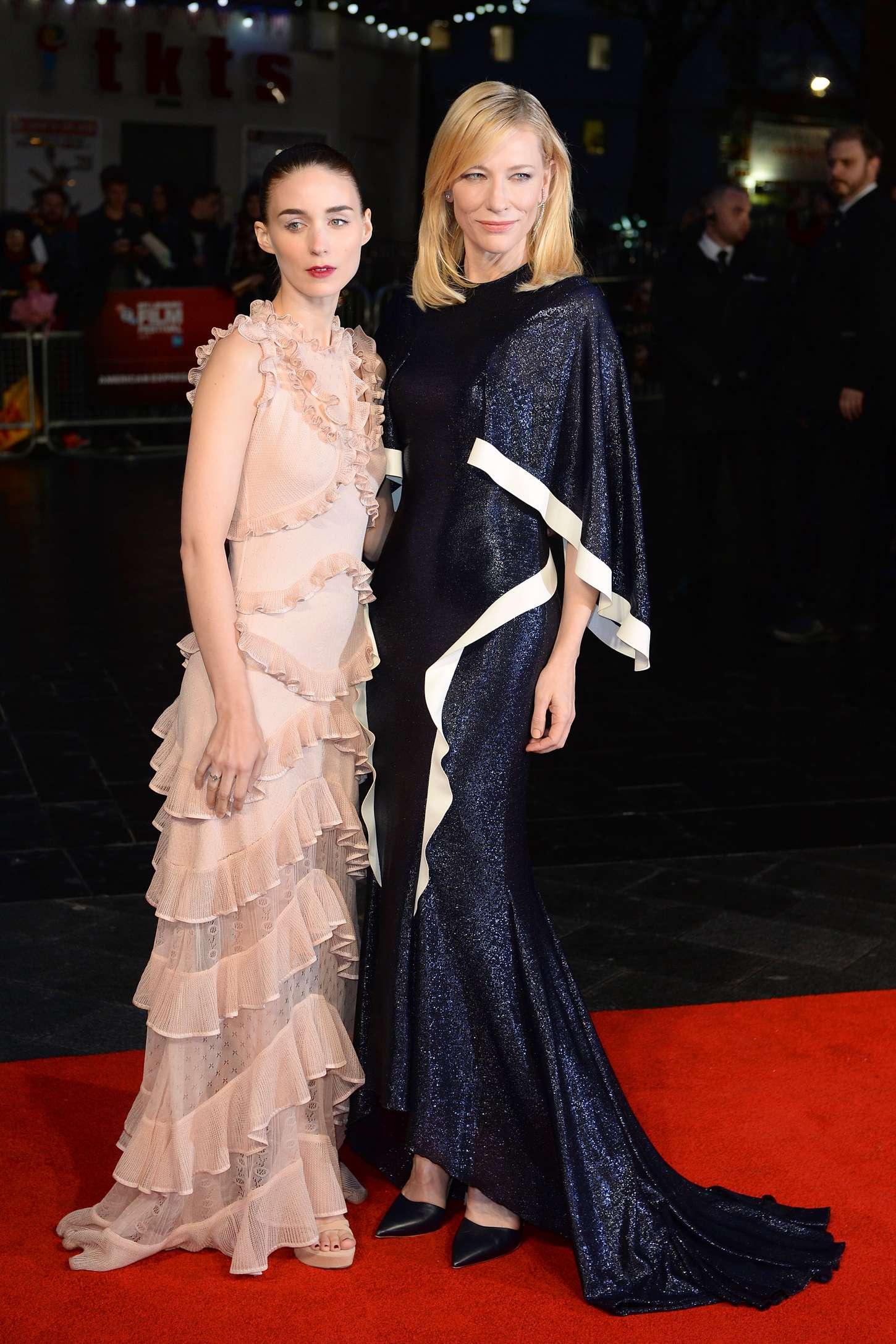 Rooney Mara 2015 : Rooney Mara: Carol Screening -09