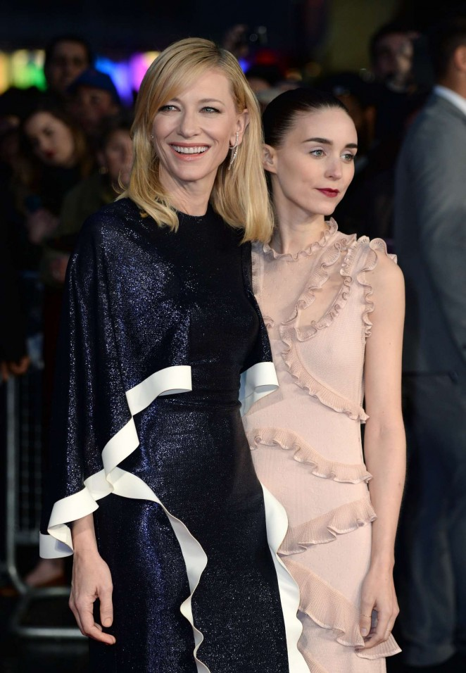 Rooney Mara: Carol Screening -10