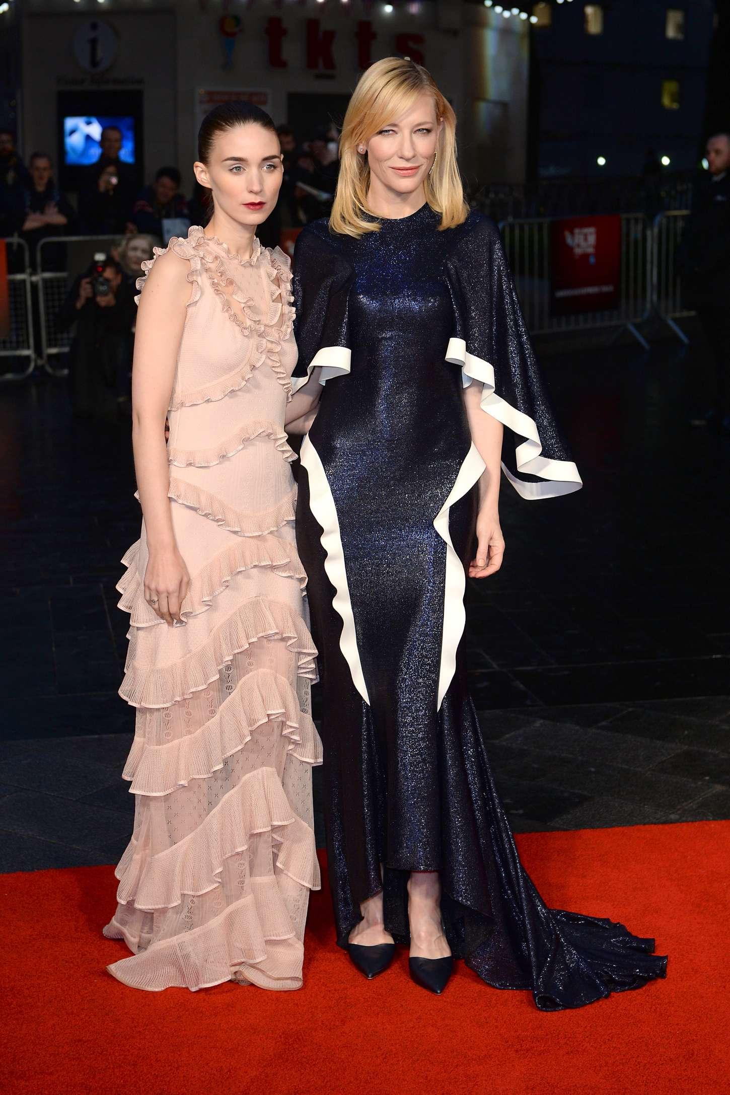 Rooney Mara 2015 : Rooney Mara: Carol Screening -11