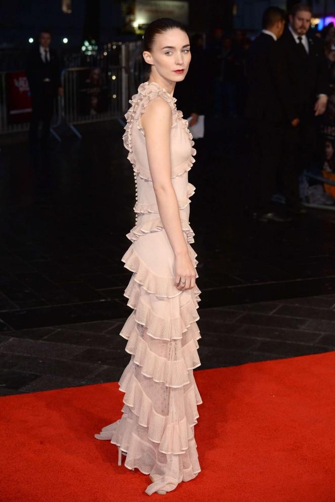 Rooney Mara: Carol Screening -13