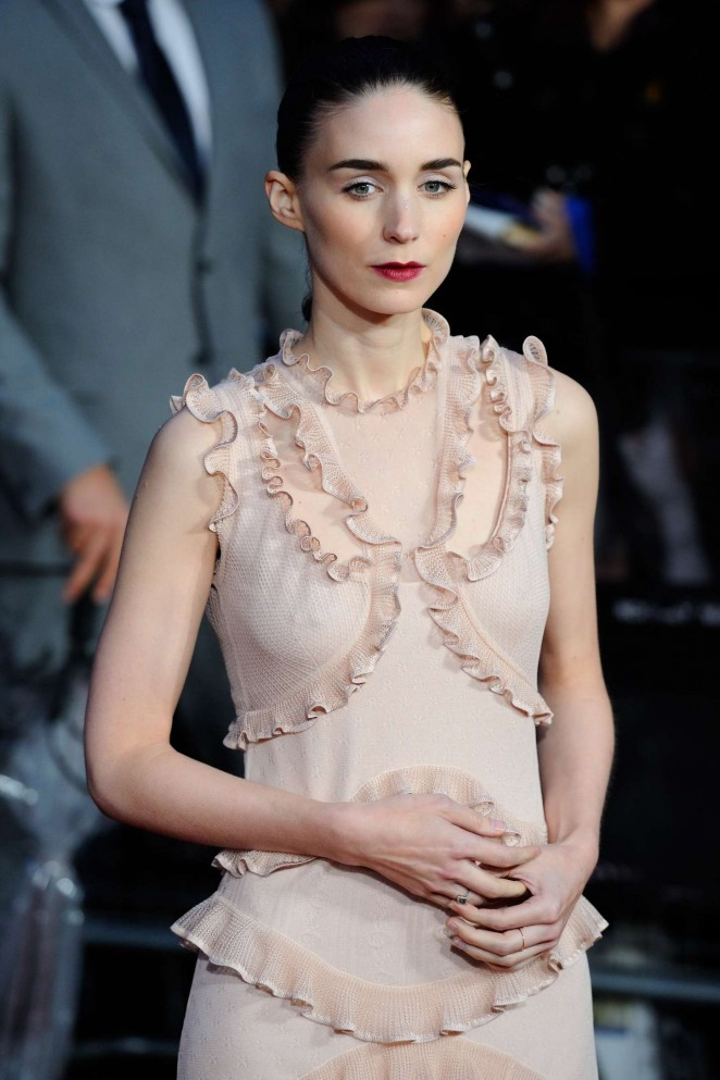 Rooney Mara - 'Carol' Screening at 2015 BFI London Film Festival